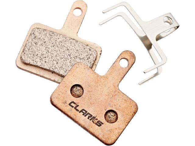 Clarks Shimano Deore BR-M515 Plaquettes de frein à disque Fritté